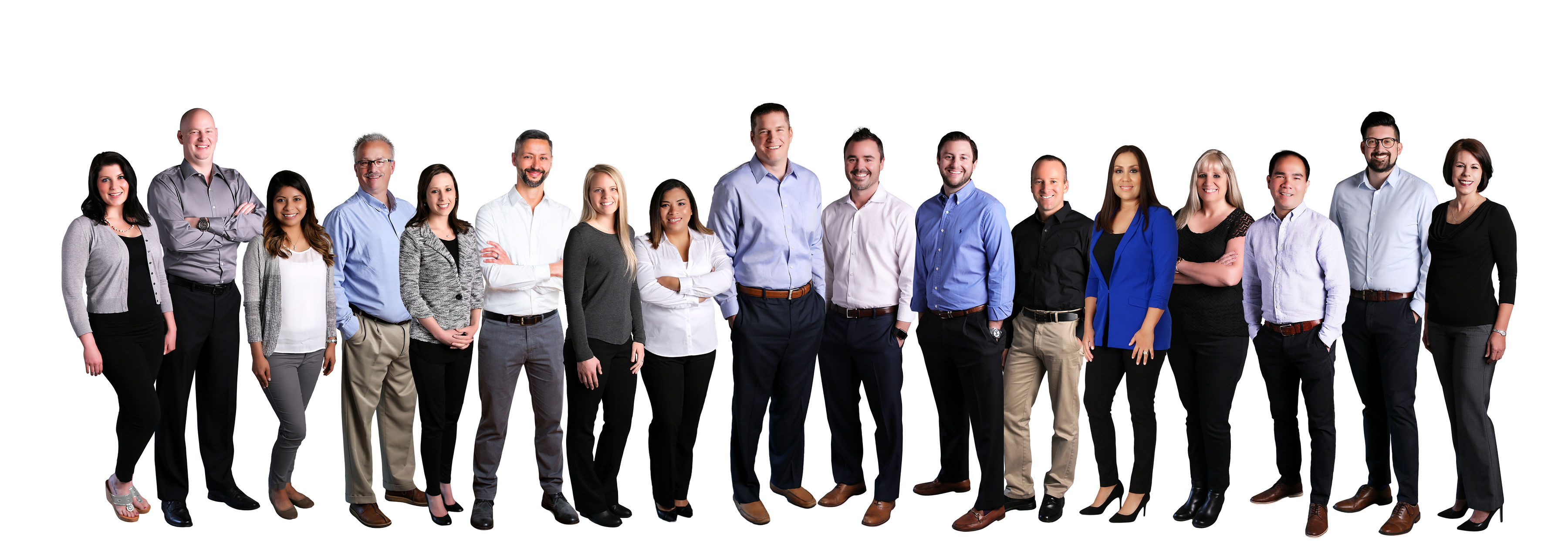 Alliance Insurance Staff Picture 2019