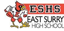 East Surry High School logo.