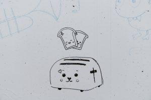 Toaster, not auto insurance.
