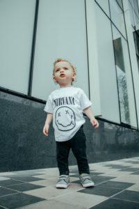 Nirvana baby.